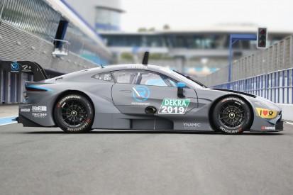 Aston Martins Aufholjagd: So lief es beim Privattest in Estoril