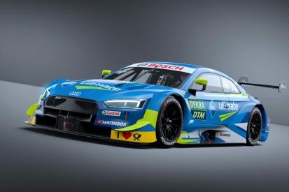 Audi präsentiert erstes Fahrzeugdesign für die DTM 2019