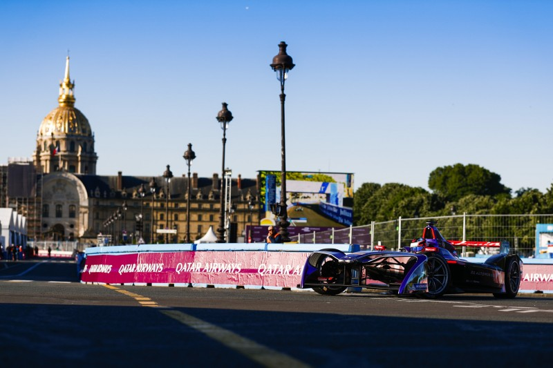 Verlängerung um drei Jahre: Paris bis 2022 Teil des Formel-E-Kalenders