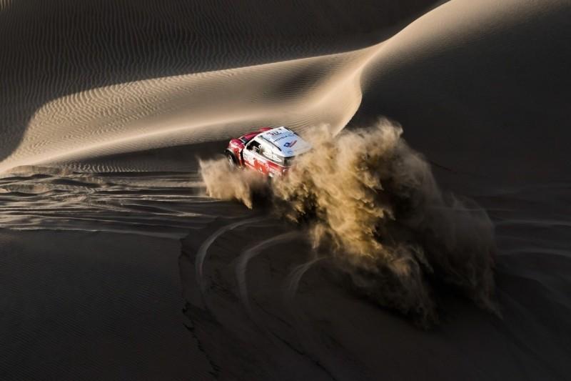 Fünfjahresvertrag: Rallye Dakar ab 2020 in Saudi-Arabien