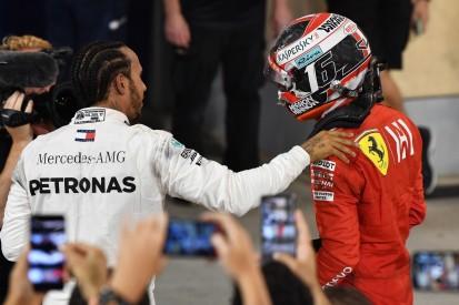"""Nach Leclerc-Ausfall: Lewis Hamilton will nicht von """"Glück"""" sprechen"""