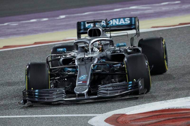 """Mercedes: """"Klare Hinweise"""" für die Entwicklung aus Bahrain mitgenommen"""
