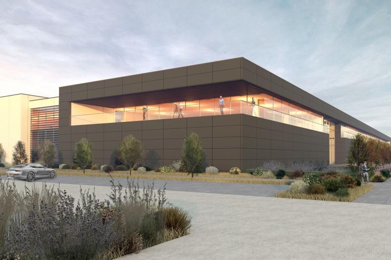 Racing Point: So soll die neue 30-Millionen-Euro-Fabrik aussehen