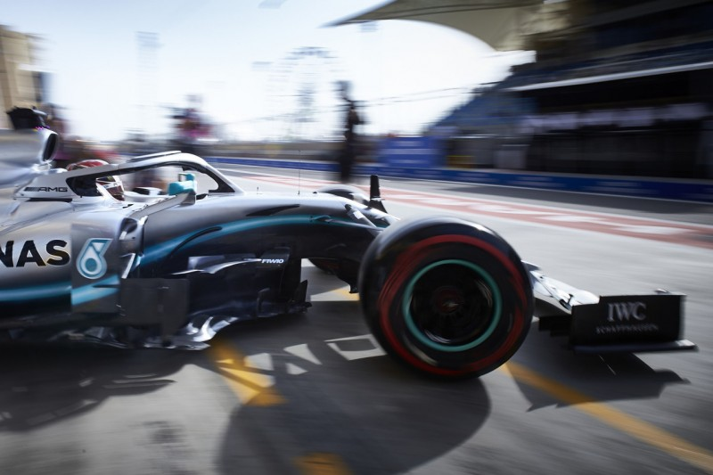 Nach Formel-1-Saisonstart: Lewis Hamilton relativiert Kritik an Pirelli