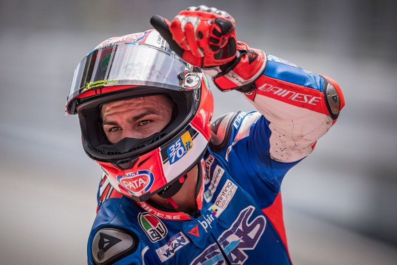 Comeback in der Moto2-WM: Mattia Pasini fährt in Austin für Pons