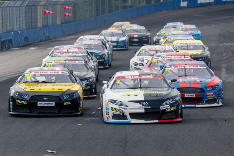 NASCAR-Euroserie: Bewährungsprobe für Villeneuve und Lohr