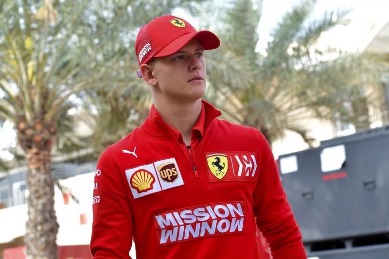 Ex-Teamchef von Ferrari kritisiert Mick Schumacher