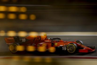 Ferrari: Leclerc auch in China mit Bahrain-Motor
