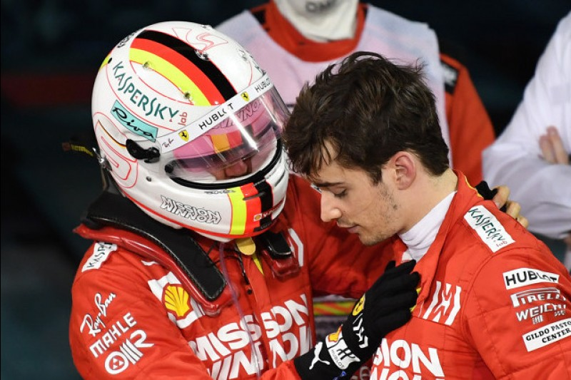 Ferrari-Teamorder in Bahrain: So hat sich Leclerc widersetzt