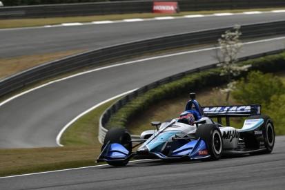 Überraschungen im IndyCar-Qualifying: Barber-Pole für Takuma Sato
