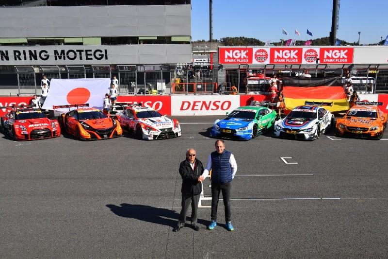 DTM und Super GT: Entsteht aus der Kooperation Class-1-WM?