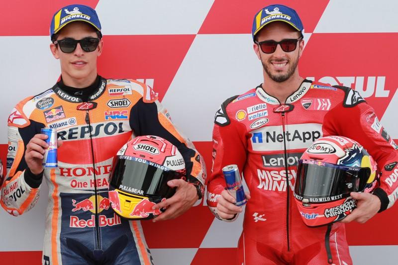 """Marquez erkennt """"gefährlicheren"""" Dovizioso im MotoGP-Titelkampf 2019"""