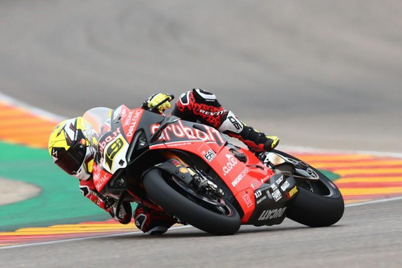 WSBK Aragon: Neunter Bautista-Sieg, Rea verhindert Ducati-Doppelerfolg