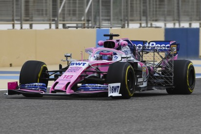 "Racing Point: Potenzial des Autos ""erst zur Hälfte ausgeschöpft"""