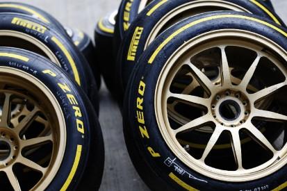 18-Zoll-Räder: Pirelli testet ab September 2019 mit drei Teams
