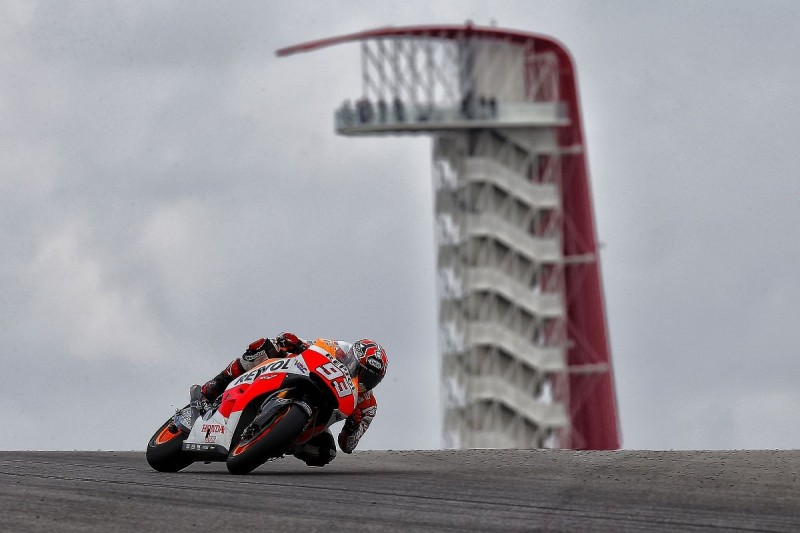 MotoGP-Strecke in Austin: Darum ist die Abstimmung hier so schwer