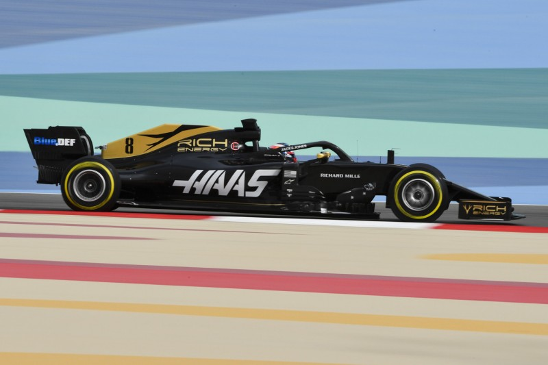 Schlechte Rennpace in Bahrain: Haas-Probleme beim Test behoben?