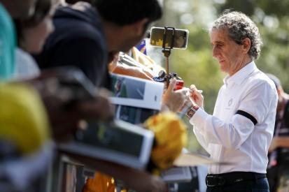 Alain Prosts Formel-1-Wünsche: Weniger Technologie, mehr Überraschungen