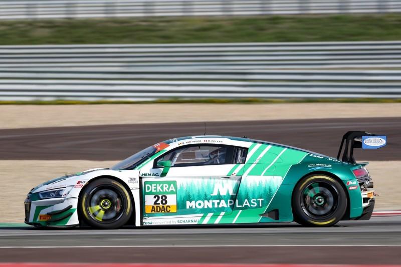 Audi und Porsche geben bei GT-Masters-Test in Oschersleben den Ton an