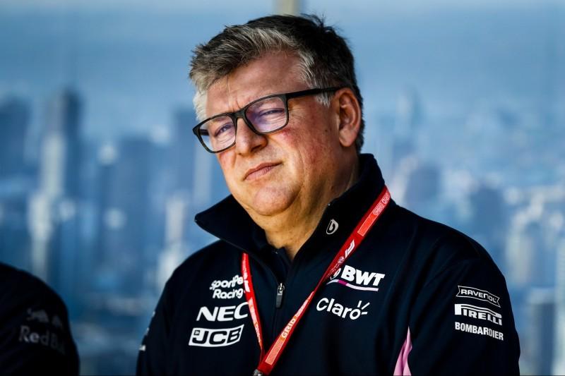 Otmar Szafnauer: Netflix wichtig, um junge Leute für Formel 1 zu begeistern
