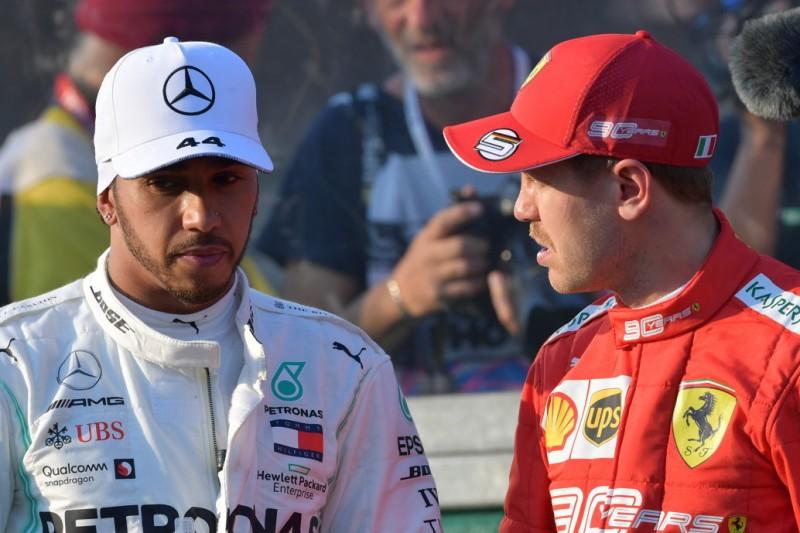 Vettel: Niederlage gegen Hamilton hat ihn nicht geknickt