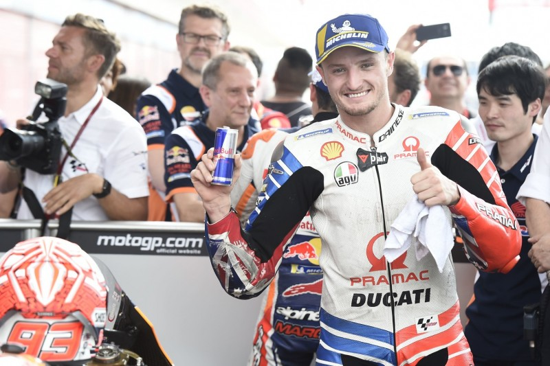 Kampf um Ducati-Werksplatz: Jack Miller will aufs Podest