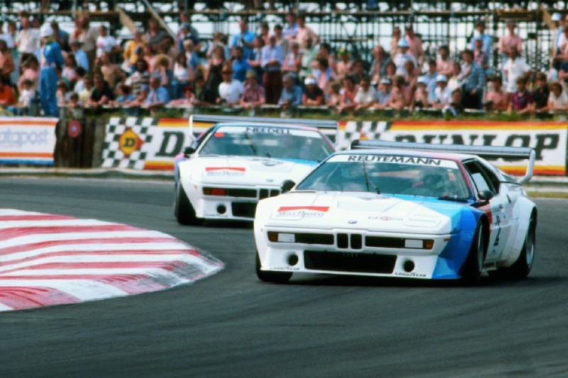 DTM: BMW-M1-Procar-Revival wertet Norisring-Rahmenprogramm auf