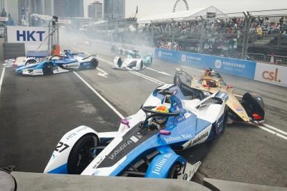 """Viele Berührungen und Unfälle: Formel-E-Auto """"zu robust"""" gebaut"""