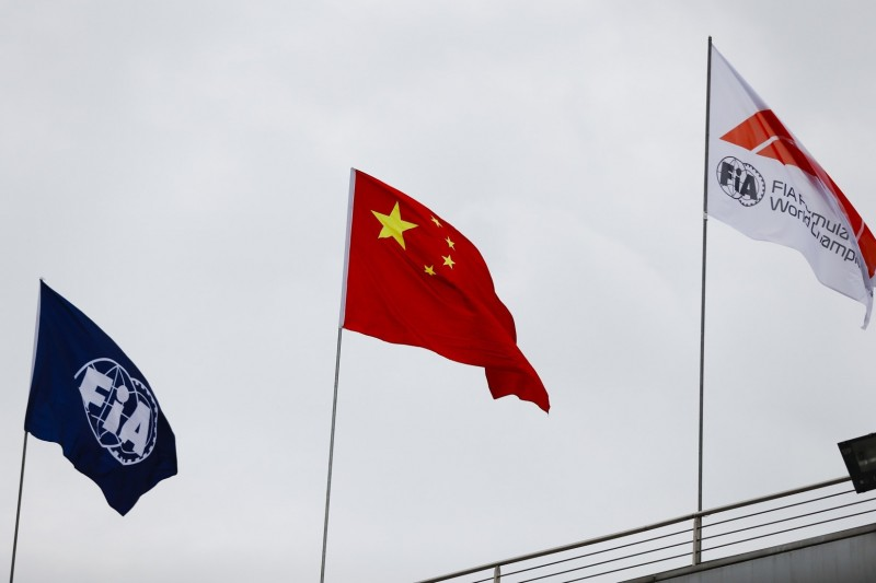 Formel-1-Wetter China 2019: Sonne ja, aber kein Sommer beim Rennen