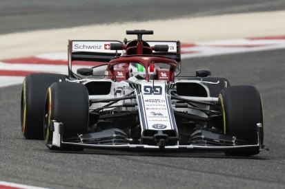 """Giovinazzi unbesorgt: Nachteile gegenüber Räikkönen """"ganz normal"""""""