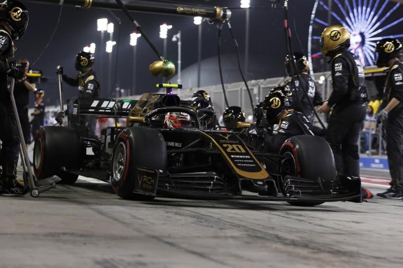 Haas-Problem identifiziert: Zu viel Anpressdruck in Bahrain