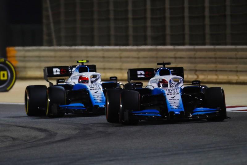 Wenig Hoffnung bei Williams: Besserung in China käme nicht vom Auto