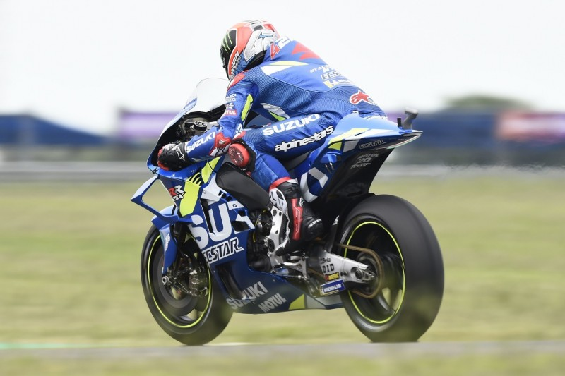 Suzuki: Alex Rins will seine Performance im Qualifying steigern