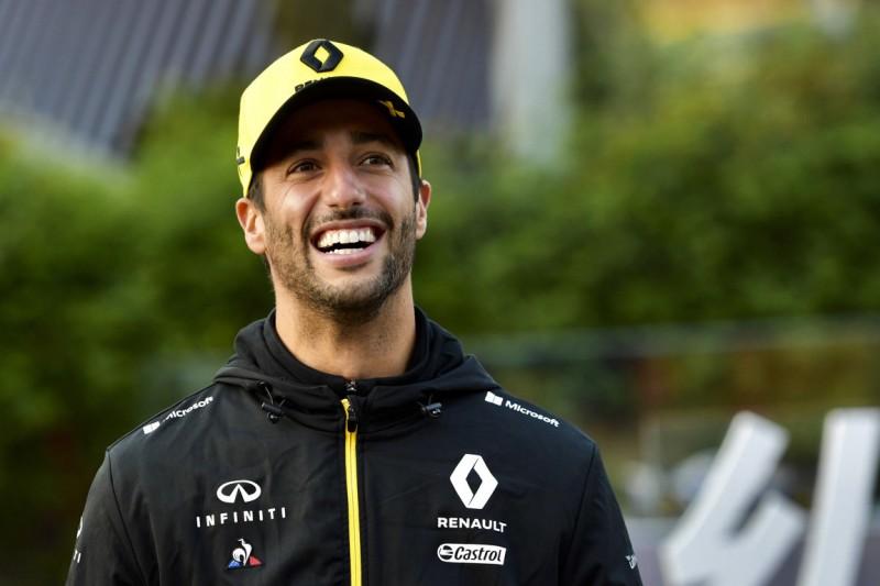 """Ricciardo will Ansatz nicht ändern: """"Rivalen sollen mich weiter fürchten!"""""""