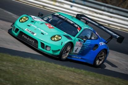 Timo Bernhard testet Falken-Porsche auf der Nordschleife