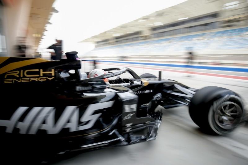 Haas vor China optimistisch: Reifenprobleme Bahrain-spezifisch?