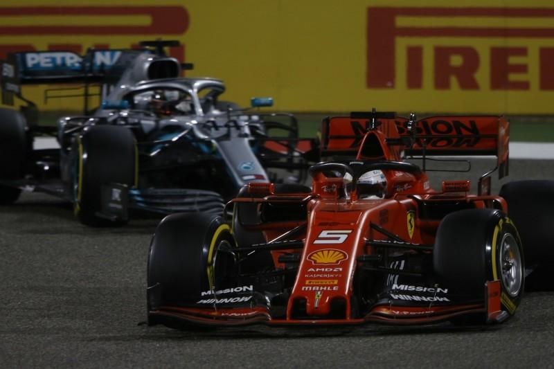 """Mercedes zittert vor Ferrari-Power: """"Dann ist das unmöglich aufzuholen ..."""""""