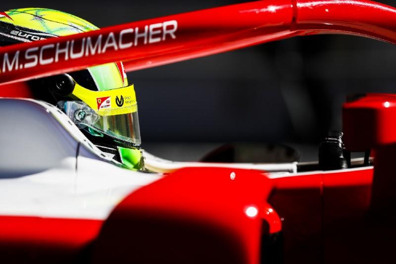 Sainz über Mick Schumacher: Wie der Nachname nicht zur Bürde wird
