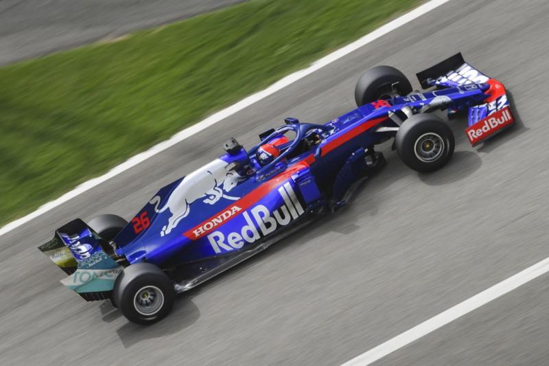 Daniil Kwjat: Qualifyings müssen besser werden