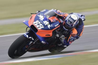 """Miguel Oliveira: """"Muss die KTM mehr im Marquez-Style fahren"""""""