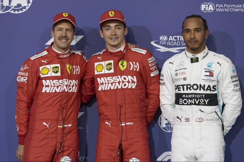 Hamilton: Motoren-Nachteil gegenüber Ferrari schwer aufzuholen