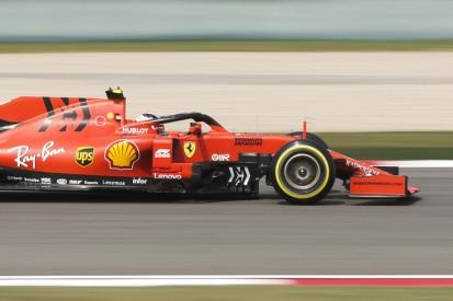 Formel-1-Training China: Ferrari knüpft an Bahrain-Form an