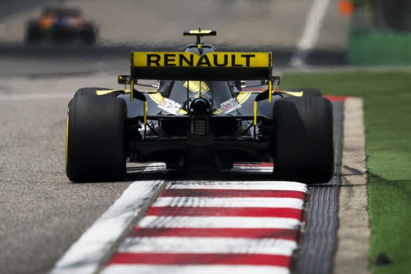 Renault reagiert: MGU-K-Update in China für alle vier Autos