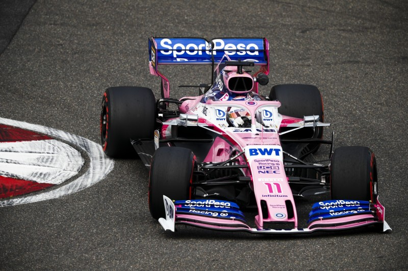 """""""Machen alle unsere Arbeit"""": Vettel-Funkspruch lässt Sergio Perez kalt"""