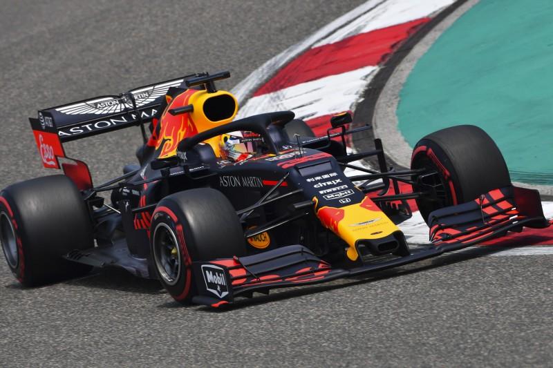"""Red Bull mit Verstappen auf P3: """"Es läuft besser als in Bahrain"""""""
