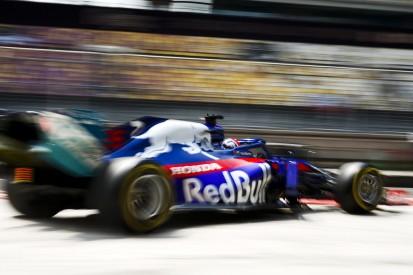 "Honda: Motorwechsel an Kwjats Toro Rosso ""reine Vorsichtsmaßnahme"""