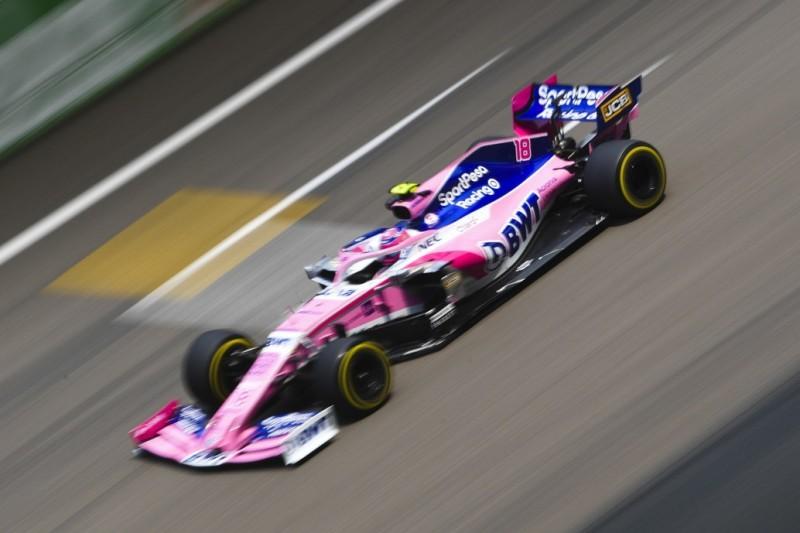 Windkanal zur Miete: Racing Point rückt näher an Mercedes heran