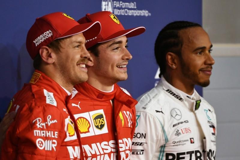 Nach Bahrain-Dreher: Vettel freut sich über Aufmunterung von Hamilton