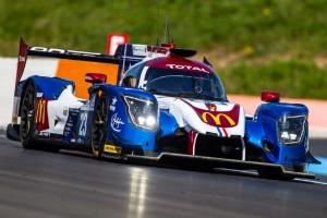 Le Castellet: Panis-Barthez und Rene Binder fokussiert auf Le Mans