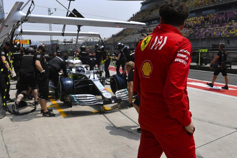 Toto Wolff: Spielt keine Rolle, warum Ferrari schneller ist